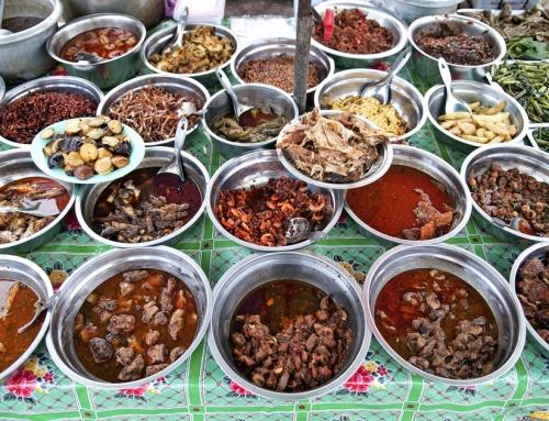 Myanmarin parhaat ravintolat