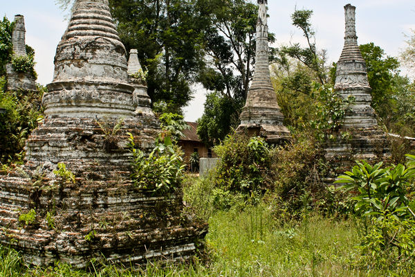 Hsipaw little bagan