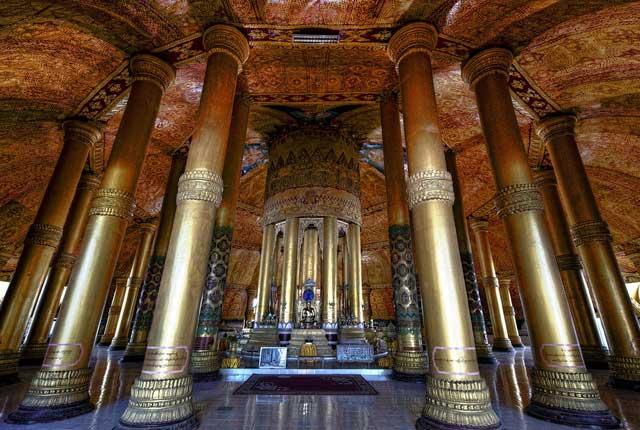 Lawkamandar-Pagoda