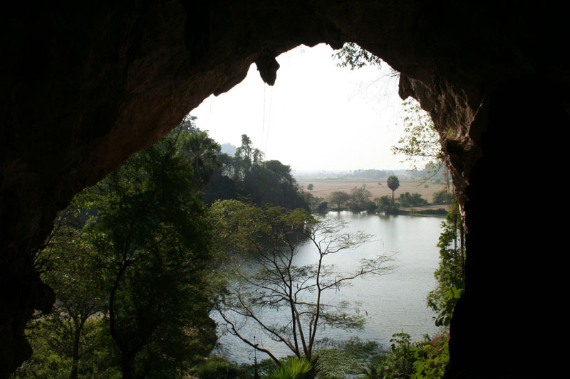Moulmein Hpa An saddar cave