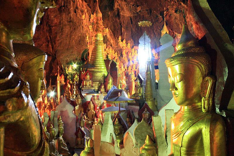 Pindaya_Caves_