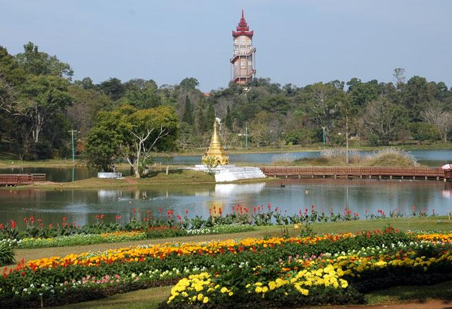 Pyin Oo Lwin nature