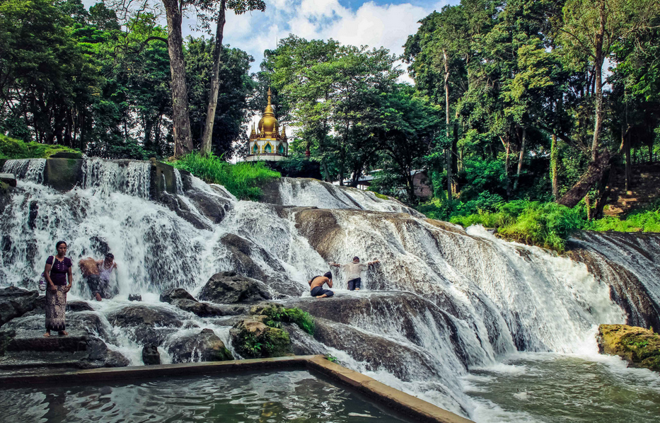 Pyin oo lwin tourist attraction