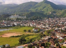 mogok city