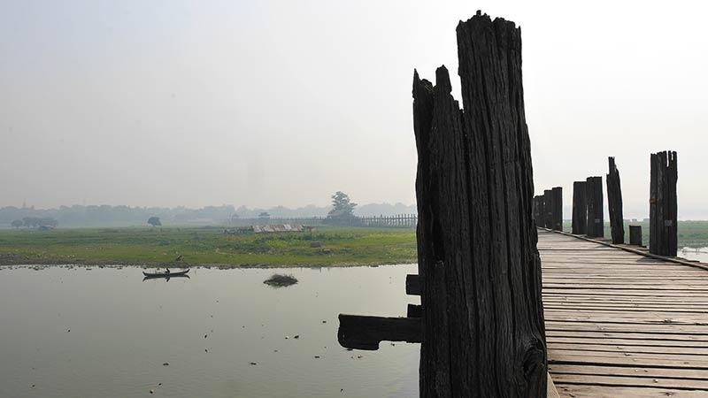 Myanmar motorcycle tour Mandalay 1