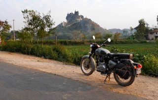 Best motorcycle tour in Myanmar