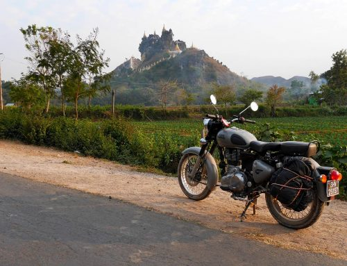 Myanmar moottoripyörällä, osa 3: Seikkailua Ywanganin ympäristössä