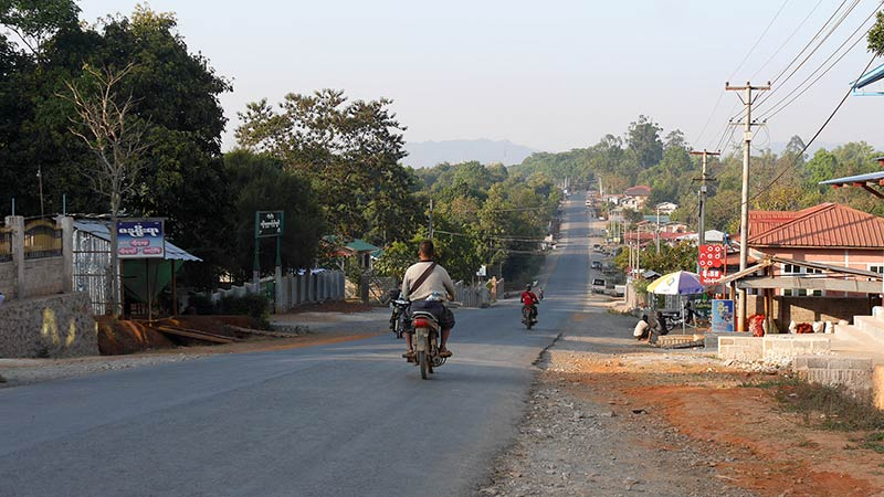 Best motorcycle tour in Myanmar 1