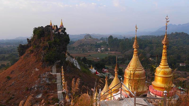 Best motorcycle tour in Myanmar 17
