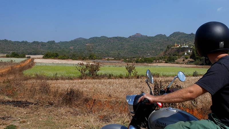 Best motorcycle tour in Myanmar 19