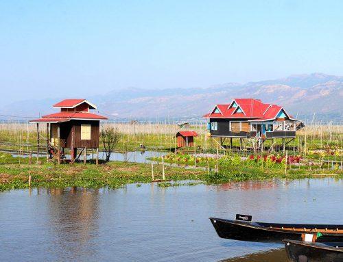Myanmar moottoripyörällä, osa 5: Inle-järvi ja sen ympäristö