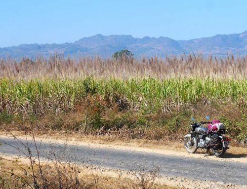 Myanmar moottoripyörällä osa 6: Inle-järveltä Loikaw'hon Pinlaungin ja Pekon-järven kautta