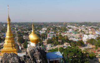 Kayah osavaltio Myanmar