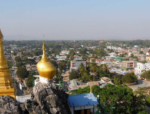 Myanmar moottoripyörällä, osa 7: Tekemistä Loikaw'ssa ja sen ympäristössä
