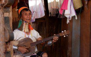 Myanmar matkakohteet - Kayah osavaltio