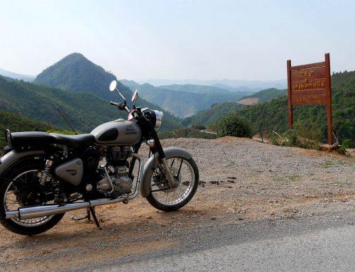 Myanmar moottoripyörällä osa 9: Seikkailu yli vuorten Loikawsta Taungoohon