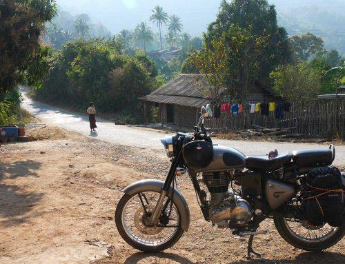 Myanmar moottoripyörällä, osa 11: Käytännön vinkkejä moottoripyöräilyyn Myanmarissa