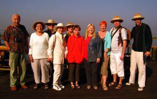 Myanmar ryhmä matka