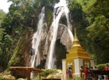 Waterfall Pyin Oo Lwin