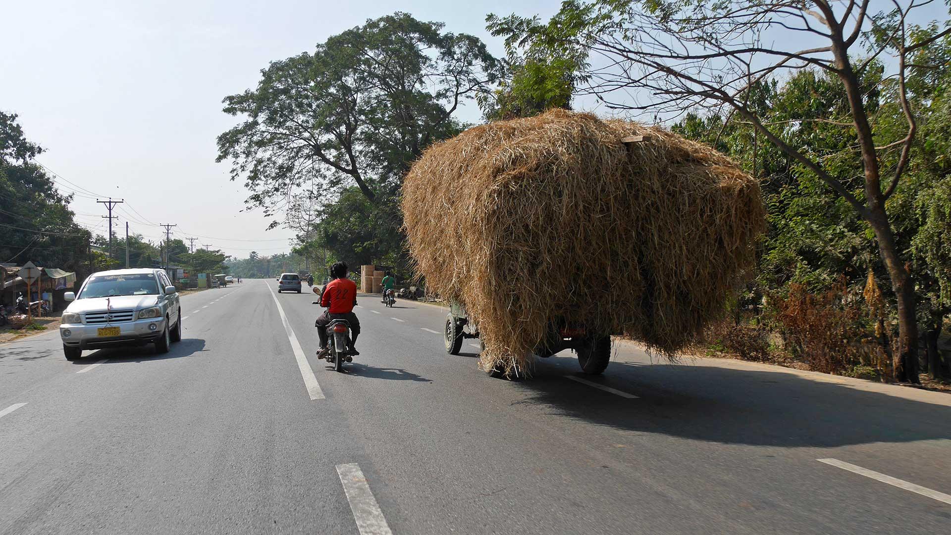 Myanmar moottoripyörällä osa 10: Viimeinen ajopäivä Taungoosta Yangoniin